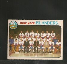 11645* 1978-79 OPC # 201 Islanders Team (unmarked) NM-MT