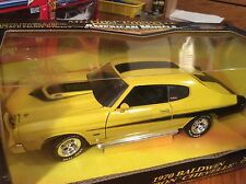 Ertl 1/18 1970 Chevy Chevelle SS454 Baldwin Motion Item 32396