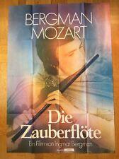 Zauberflöte (A0-Kinoplakat '75) - Ingmar Bergman