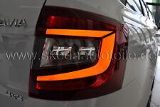 LED Rückleuchte KIRSCHROT (rechts) - original - SKODA OCTAVIA 3 Facelift Combi