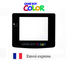 Ecran Game Boy Color Screen [Vitre de remplacement Gameboy GBC] FRANCE