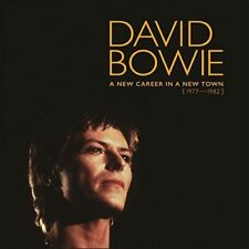 A New Career in a New Town (1977-1982) by David Bowie (Vinyl, Sep-2017, 12 Discs, Rhino (Label))