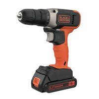 Black & Decker Cordless Drill Driver 18V BCD001C1