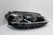 VW Golf Mk7 2017> OS Right Halogen Headlight #1 5G2941006D