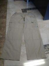 PROPPER US ARMY MILITARY PANTS TACTICAL TROUSERS 34X32 MEN FISHING hunting BEIGE