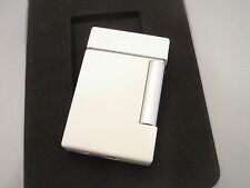 S.T. Dupont Lighter Ligne 8 White Gloss Lacquer (025103)