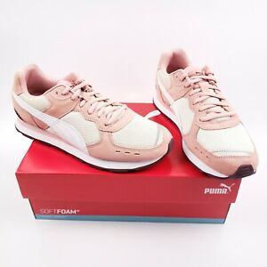 Puma Vista Soft Foam Pink Running Casual Mens Shoe US 6C Womens Size 7.5