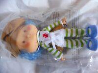 muñeca tarta de fresa  Crêpe Suzette colección Planeta deAgostini TM&Strb.