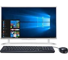 "ACER C22-760 All-in-One PC FHD 21.5"" Intel Cr i3-7100 Ram 4GB 1TB HDD W10 Silver"