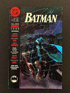 BATMAN ANNUAL #13 DC COMICS 1989 VF/NM