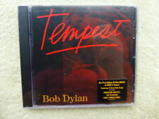 Tempest by Bob Dylan (CD, Sep-2012, Columbia (USA))  NEW / SEALED