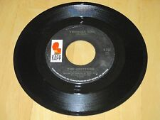 THE CRITTERS - YOUNGER GIRL  B/W- GONE FOR AWHILE  VG++ NICE COPY
