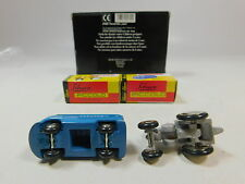 AS223-0,5# Schuco Piccolo 1:90 01602 Set Lanz: Bulldog+Volkswagen Bus, NIP