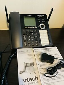 VTech AM18447 Main Console 4-Line Expandable Small Business Office Phone