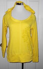Everlast = Yellow = Light Weight hoodie Long sleeve, Yellow, Women's M