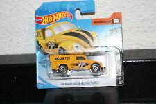 Hot wheels 2020/'49 VW VOLKSWAGEN BEETLE Pick Moon Eyes Rod Squad NOUVEAU /& NEUF dans sa boîte
