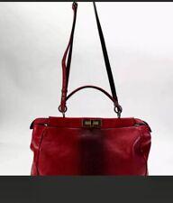 Fendi Peekaboo Large Handbag
