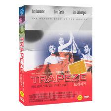 Trapeze (1956) DVD - Burt Lancaster, Tony Curtis (*NEW *All Region)