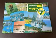 GUERNSEY Phonecards 1st Edition Presentation Pack & 2 jersey cards