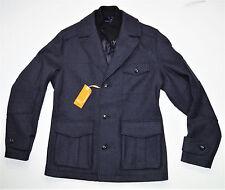 Nouveau-Hugo Boss-enveloppées taille 50 (M) opolice-hommes veste manteau parka