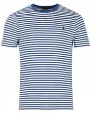 Ralph Lauren Short Sleeve Striped T-Shirts for Men
