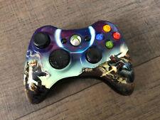 Xbox 360 Spartan Halo Edition Controller Graphic Halo 3 Halo 4 Pack