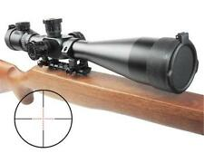 ZOS 10-40x60ESF R19 Mil Dot Military Standard Tactical Rifle Scope 30mm Tube