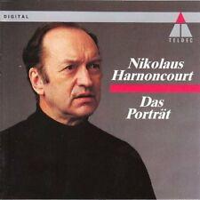 Nikolaus Harnoncourt Das Porträt (1992, Teldec)  [CD]