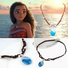 Princess Moana Necklace Pendant Heart of Te Fiti