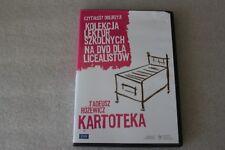 Kartoteka DVD - POLISH RELEASE - Kolekcja lektur szkolnych