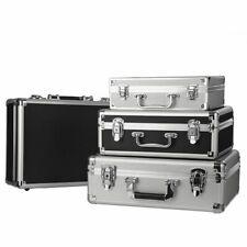 Tools Box Portable Aluminum Alloy Equipment Instrument Safety Storage Suitcase