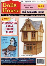 More details for vintage dolls house and miniature scene magazine february 1997 issue 32