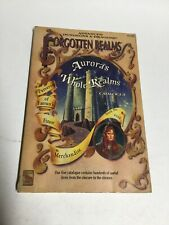 Advanced Dungeons And Dragons Forgotten Realms Aurora's Whole Realms 9358