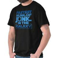 Fastest Hunk Of Junk In The Galaxy Nerdy Space Car Gift Classic T Shirt Tee
