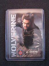 Wolverine X-Men The Last Stand Hugh Jackman W2 Marvel