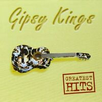 Gipsy Kings Greatest hits (18 tracks, 1994) [CD]