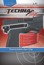 Techna Clip Gun Belt Clip – Beretta Nano – Right Side