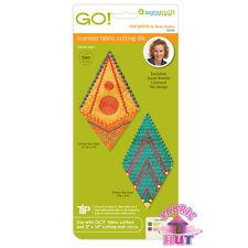 Accuquilt GO! Fabric Cutting Die Star Points Sarah Vedeler Quilt Sew 55314