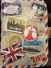 MIAMICA PASSPORT CASE COVER VINTAGE DESIGN UPGRADE ME COLLECTION BRAND NEW RARE