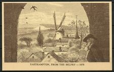 MASSACHUSETTS EASTHAMPTON FROM THE BELFRY MOULIN à VENT L.BEECHER CP NEUVE 1870