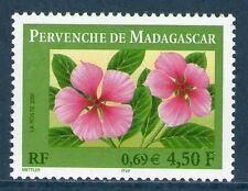 TIMBRE 3306 NEUF XX LUXE - PERVENCHE DE MADAGASCAR