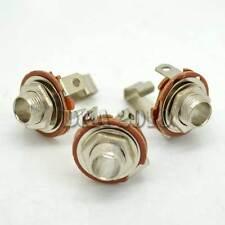 "1/4"" 6.35mm Mono Input Output Guitar TS Jack Socket Power Converter Connector"