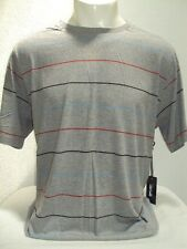 NEW RIP CURL TRANSIENT CREW NECK MEN'S TEE T SHIRT LARGE Blue code X55 Grey X56