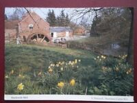 POSTCARD LINCOLNSHIRE STOCKWITH MILL