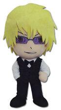 Durarara!! 8'' Shizuo Plush Doll Anime Manga Licensed NEW