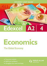 Edexcel A2 Economics: The Global Economy: Unit 4 by Quentin Brewer (Paperback, 2