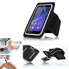 GENUINE INVENTCASE BLACK GYM RUNNING SPORTS ARMBAND FOR SONY XPERIA Z1 Z2