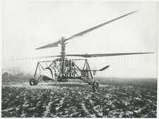 Breguet-Dorand Gyroplane Laboratoire Helicopter Large Photo, BZ581