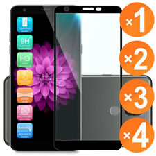 For [Lg Aristo 4 Plus/Tribute Royal] Full Cover Tempered Glass Screen Protector