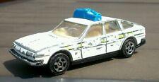 Corgi rover 3500 V8 police car